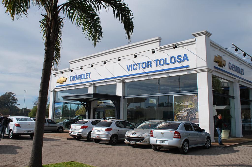 Chevrolet Tolosa