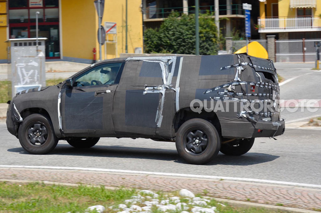 Fiat Toro - Foto: Quattroruote