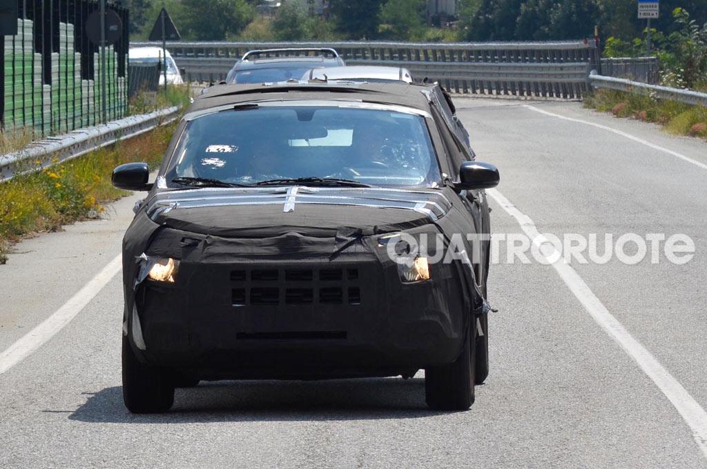 Fiat Toro Rodando Por Italia Foto Quattroruote