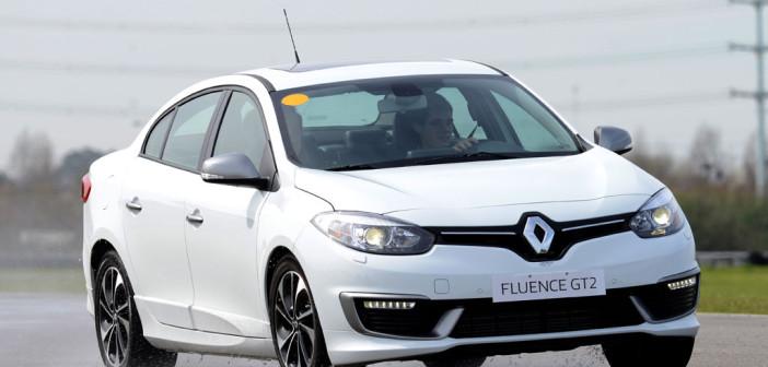 Argentina: Renault lanzó el Fluence GT2 de 190 cv a $316.400