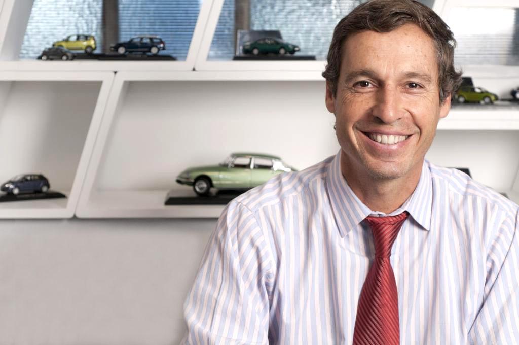 Luis María Basavilbaso, Director General de Peugeot, Citroën y DS Argentina