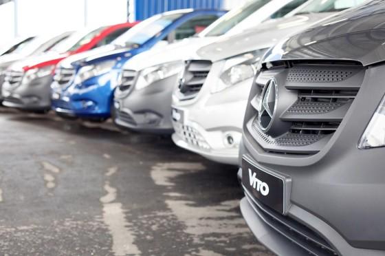 Mercedes-Benz comenzó a producir la Vito
