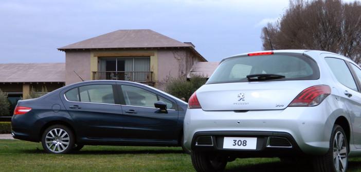 Argentina: Peugeot incorporó ESP de serie en sus modelos 308 y 408 MY 2017