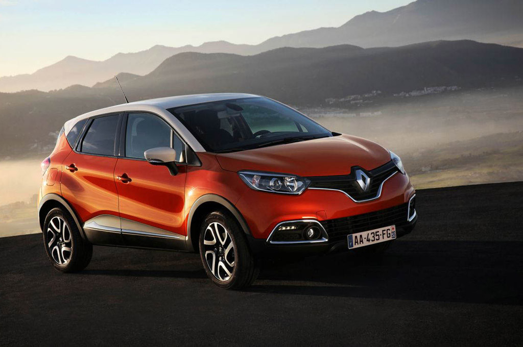 Renault Captur europeo