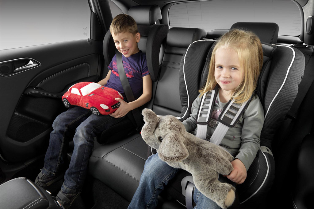 Es ley en caba los menores de 12 a os deben viajar en for Silla para auto 9 anos