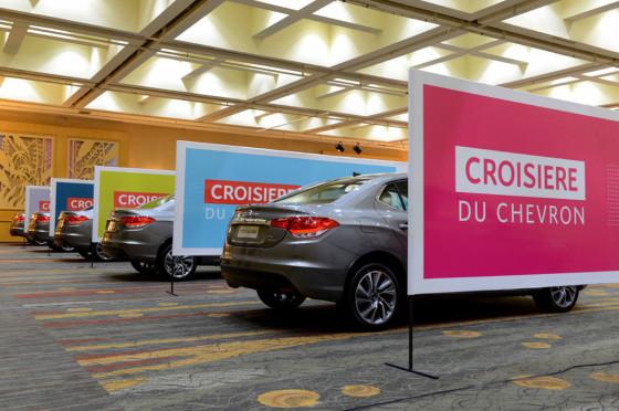 Crosiere du Chevron 2015: competencia de Citroën #Posventa