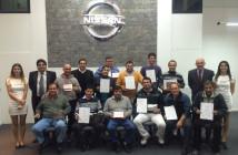 Nissan reconoció a los técnicos que alcanzaron el Master Technician
