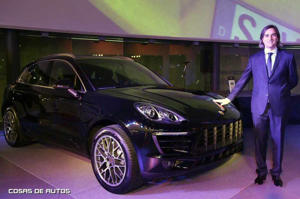 Porsche Macan, lanzamiento en Argentina