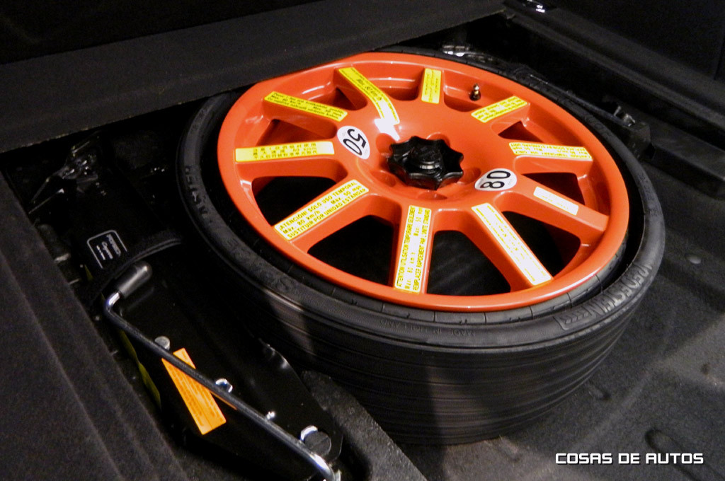 Auxilio temporal colapsable en el Porsche Macan