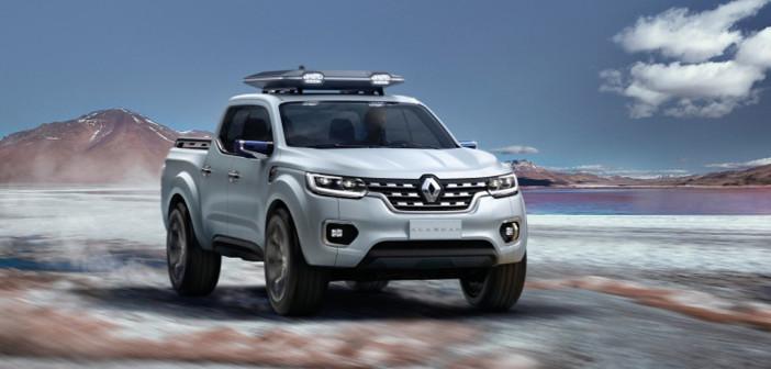 #Alaskan: así es la pick-up que Renault fabricará en Argentina