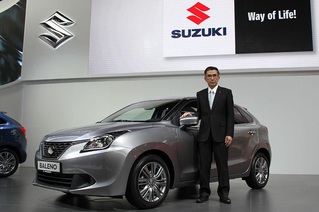 Nuevo Suzuki Baleno
