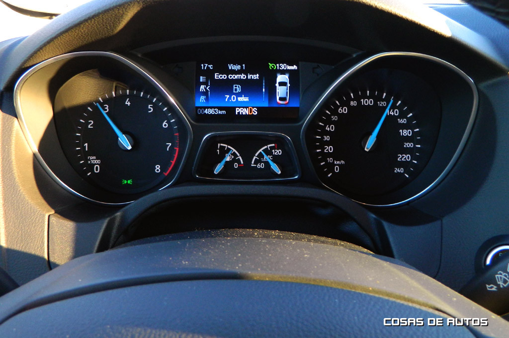 Test del Nuevo Focus III Titanium Powershift - Cosas de Autos