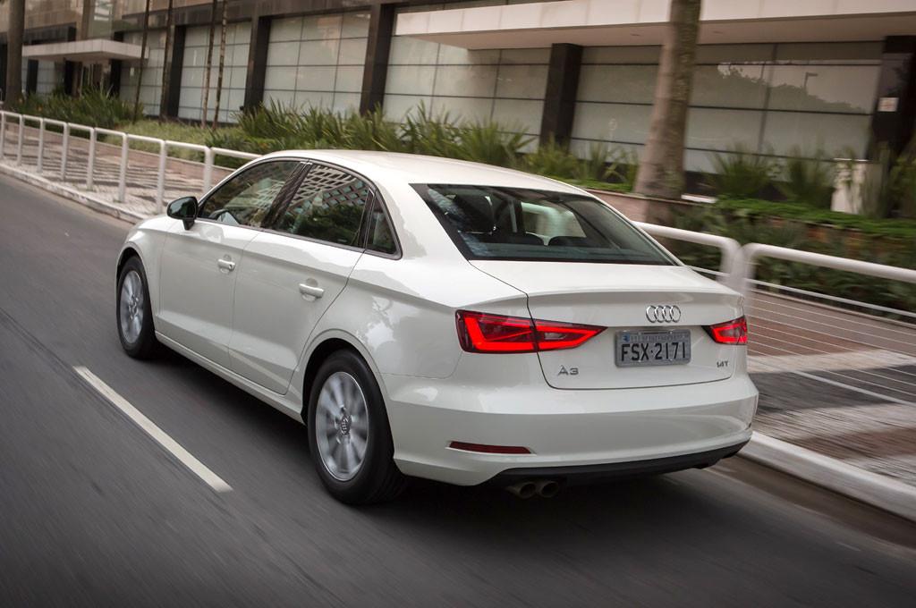 Audi A3 Sedán.
