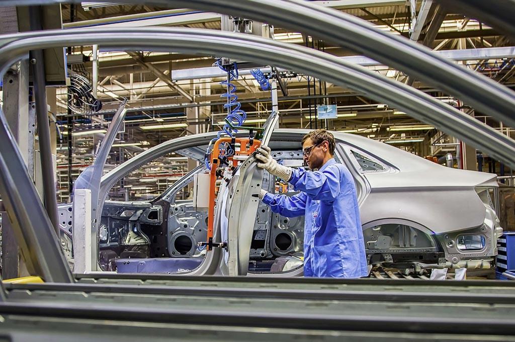 El Audi A3 Sedán ya se hace en Brasil