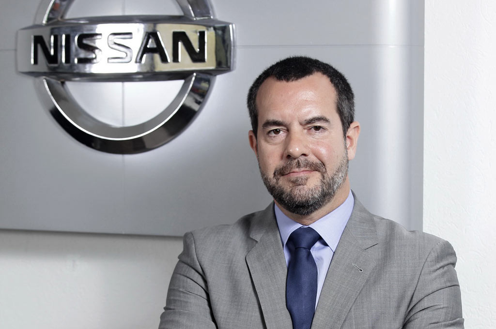 Diego Vignati, Director General de Nissan Argentina