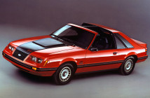 Ford Mustang GT 5.0 1985