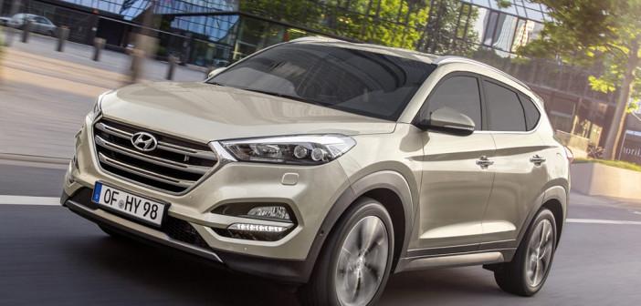 #Seguridad: la Nueva Hyundai Tucson, que llega a la Argentina en 2016, obtuvo una alta calificación de Euro NCAP