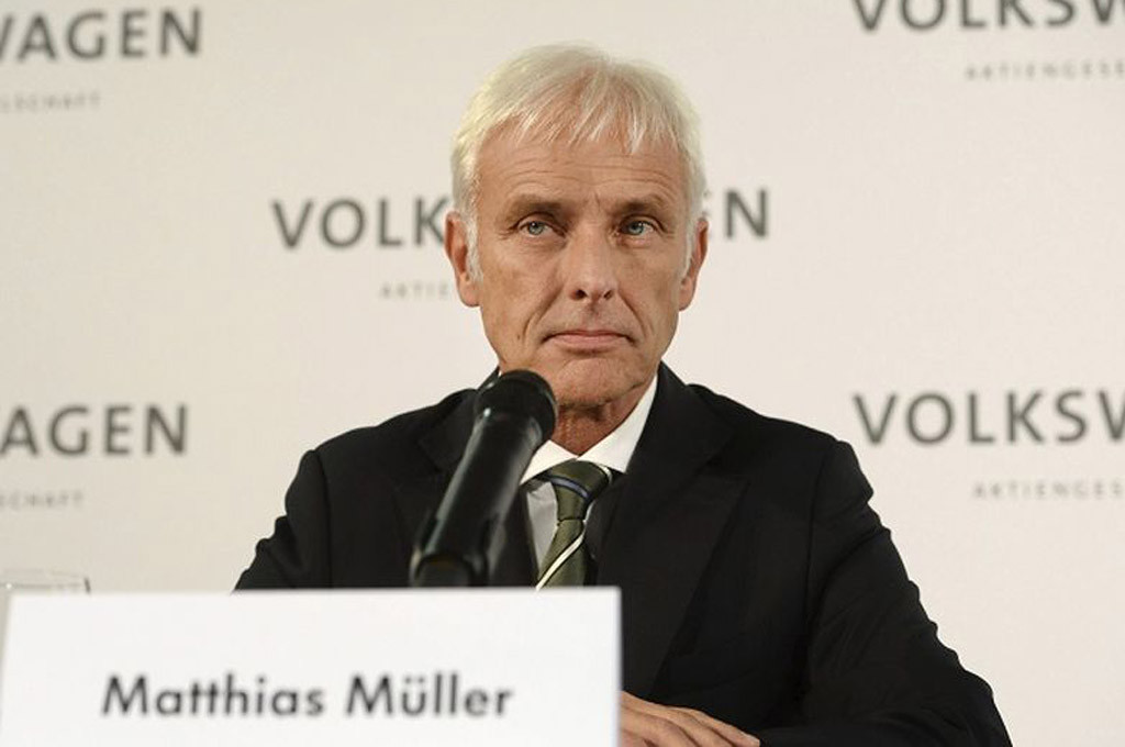 Matthias Müller