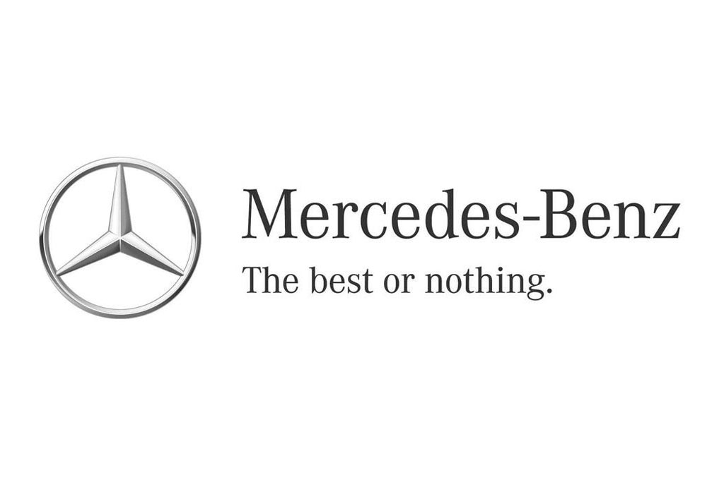 image gallery mercedes benz slogan