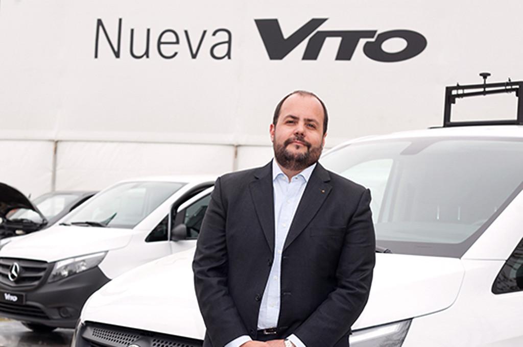 Gustavo Castagnino de Mercedes-Benz Argentina