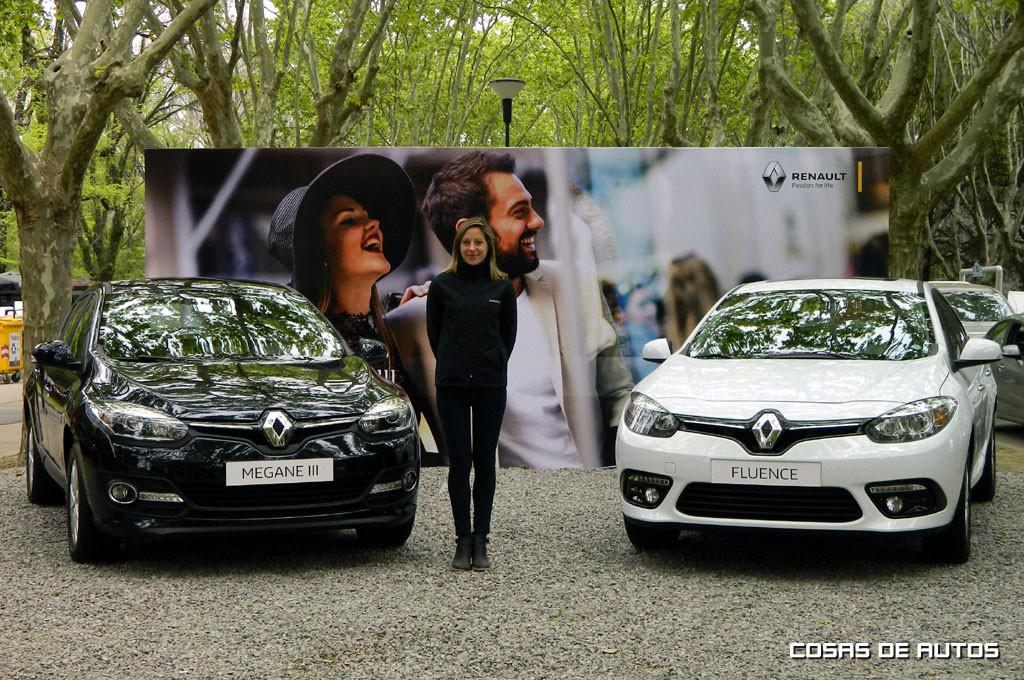 Stand de Renault en Autoclásica 2015