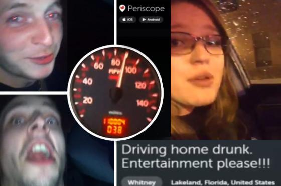 Seguridad Vial selfies al volante