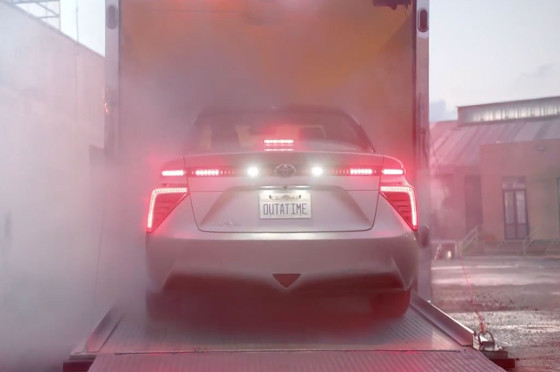 Toyota Mirai Outatime