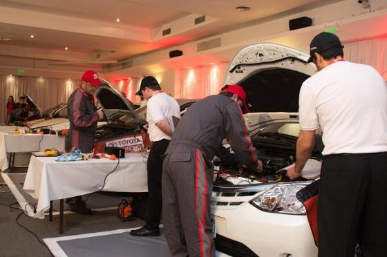 #Posventa: Toyota Argentina celebró una nueva edición del Concurso Nacional de Habilidades Técnicas y Atención al Cliente
