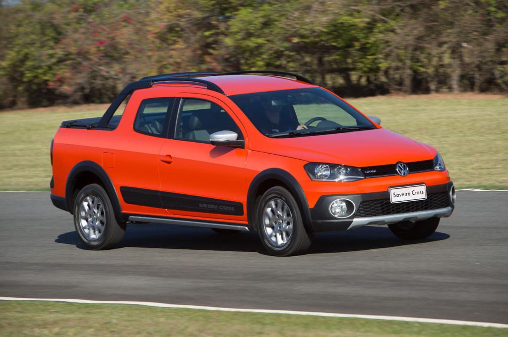 Volkswagen Saveiro Cross