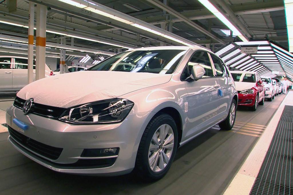 Planta de VW en Wolfsburgo