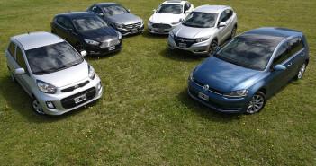 Todos los autos ganadores del Auto Más Seguro 2015