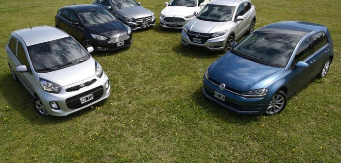 CESVI distinguió a los Autos Más Seguros de 2015: evaluaciones, fotos y video