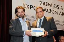 Fate fue reconocida como la mayor exportadora de neumáticos