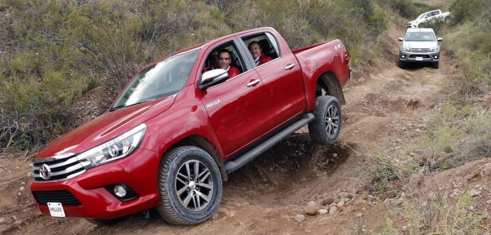 """""""Hilux es un agente promotor y publicitario de la confiabilidad y durabilidad de Toyota"""""""