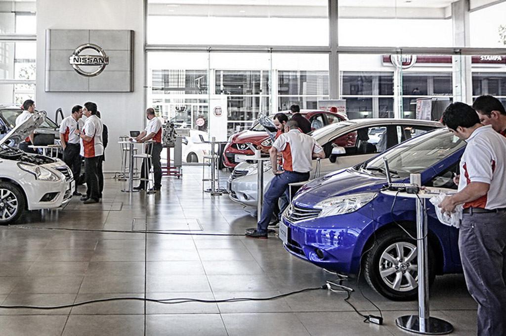 #Posventa: Nissan Argentina presenta a los ganadores de NISTEC 2015