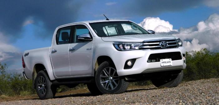 Argentina: Toyota presentó la Nueva Hilux en 12 versiones y con precios desde $330.800