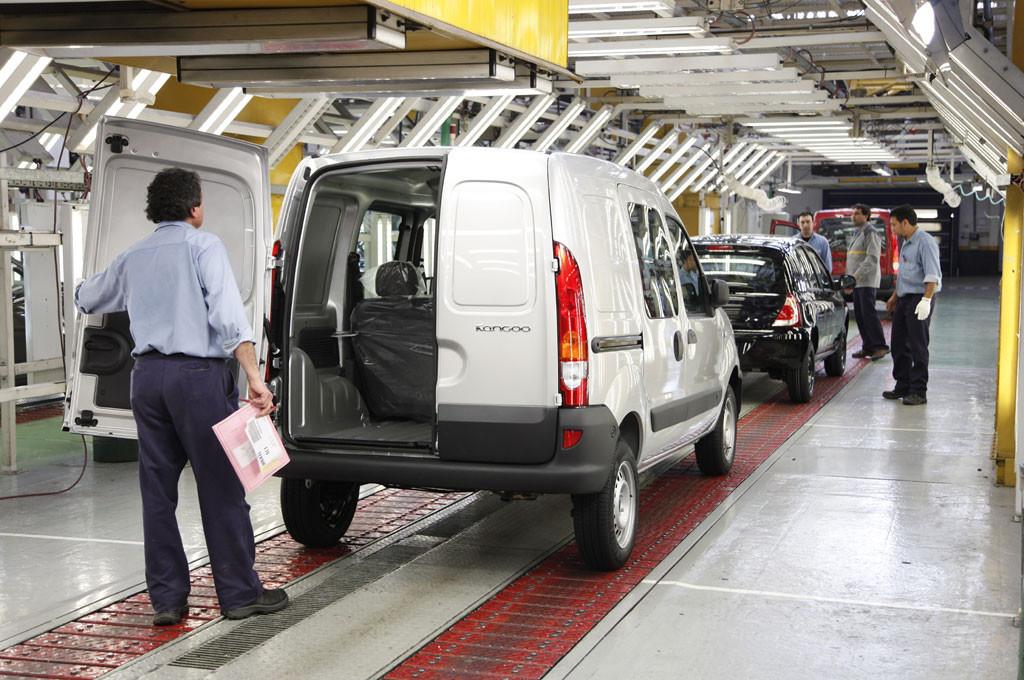 Fábrica de Santa Isabel de Renault