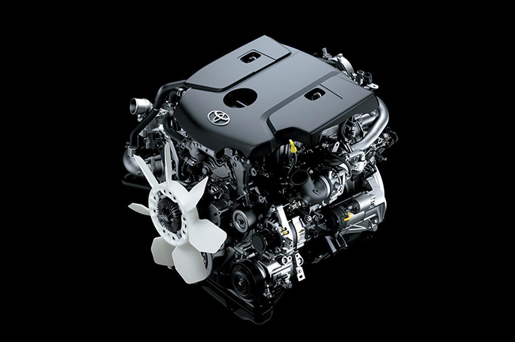 Motor 1GD de 2.8 litros de la Nueva Toyota Hilux