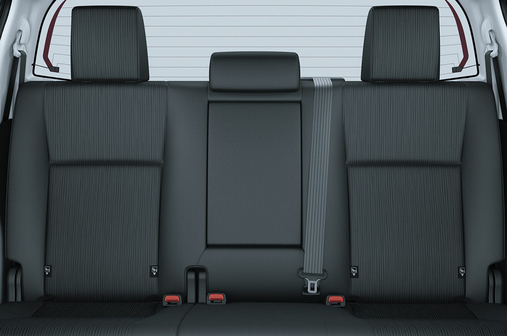 Nueva Toyota Hilux interior