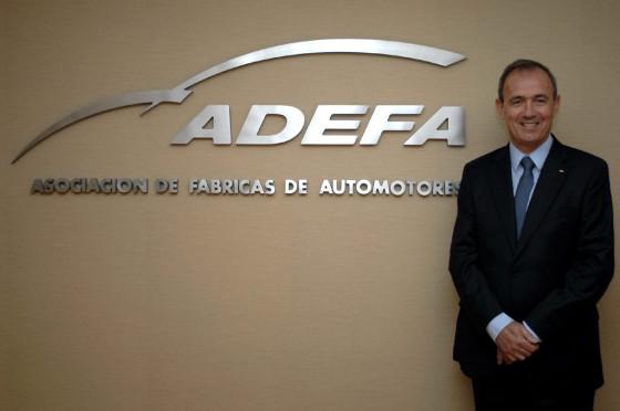 Enrique Alemañy, presidente de Adefa