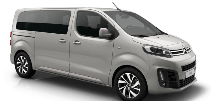 Toyota y PSA lanzan tres dignos rivales del Vito: Proace, Traveller y Spacetourer