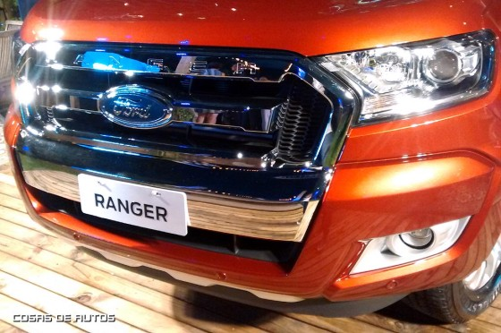 Nueva Ford Ranger 2016