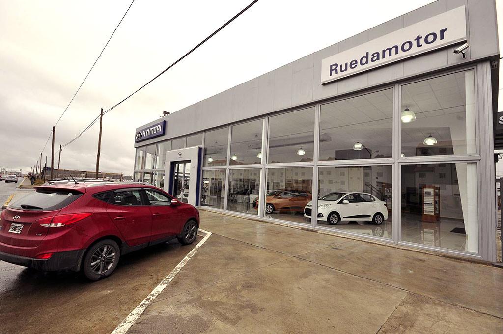 Hyundai abrió un nuevo concesionario en Tierra del Fuego