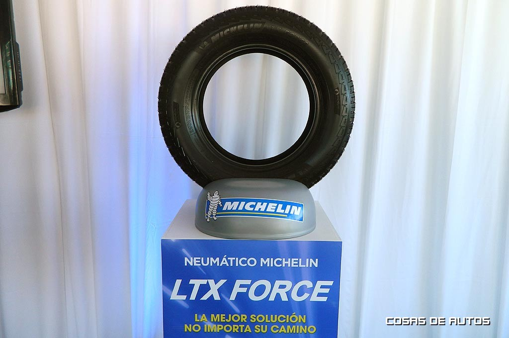 Michelin LTX Force