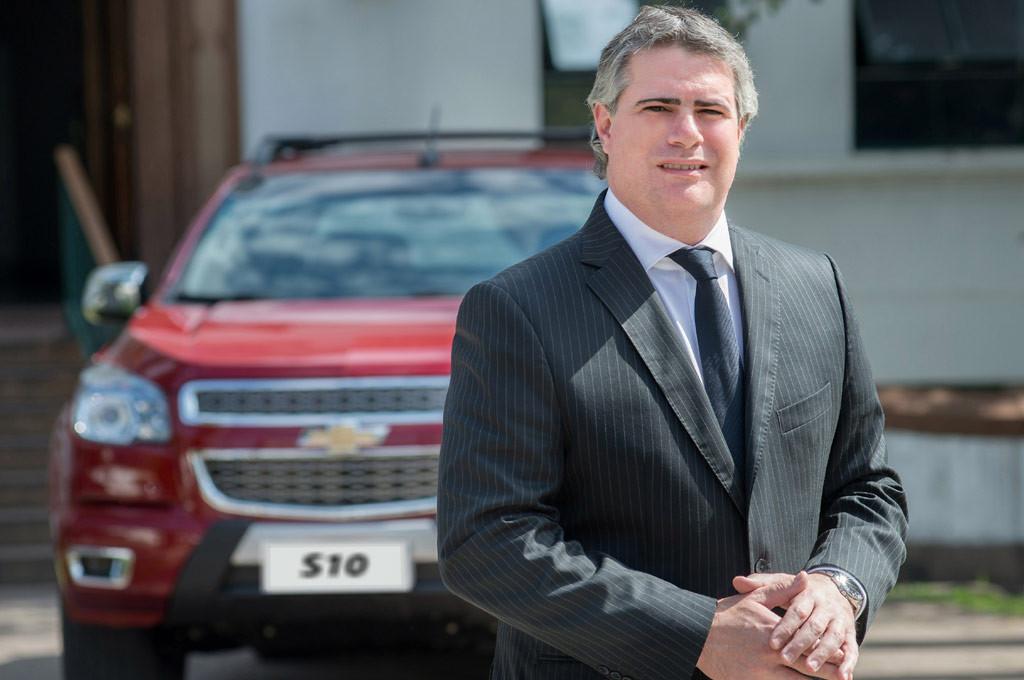 Carlos Zarlenga es el nuevo presidente de GM Argentina