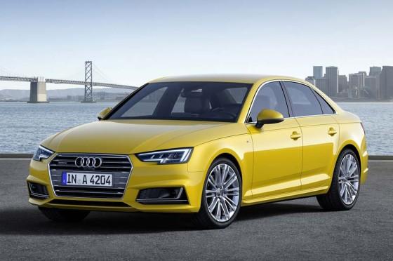 Nuevo Audi A4