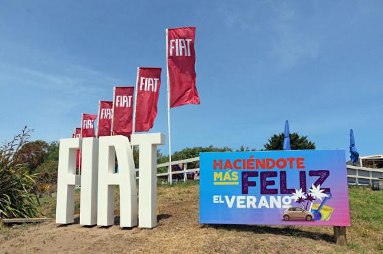 #Verano2016: importante despliegue de Fiat