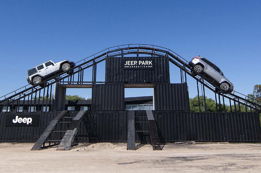 Jeep Park en Benavídez