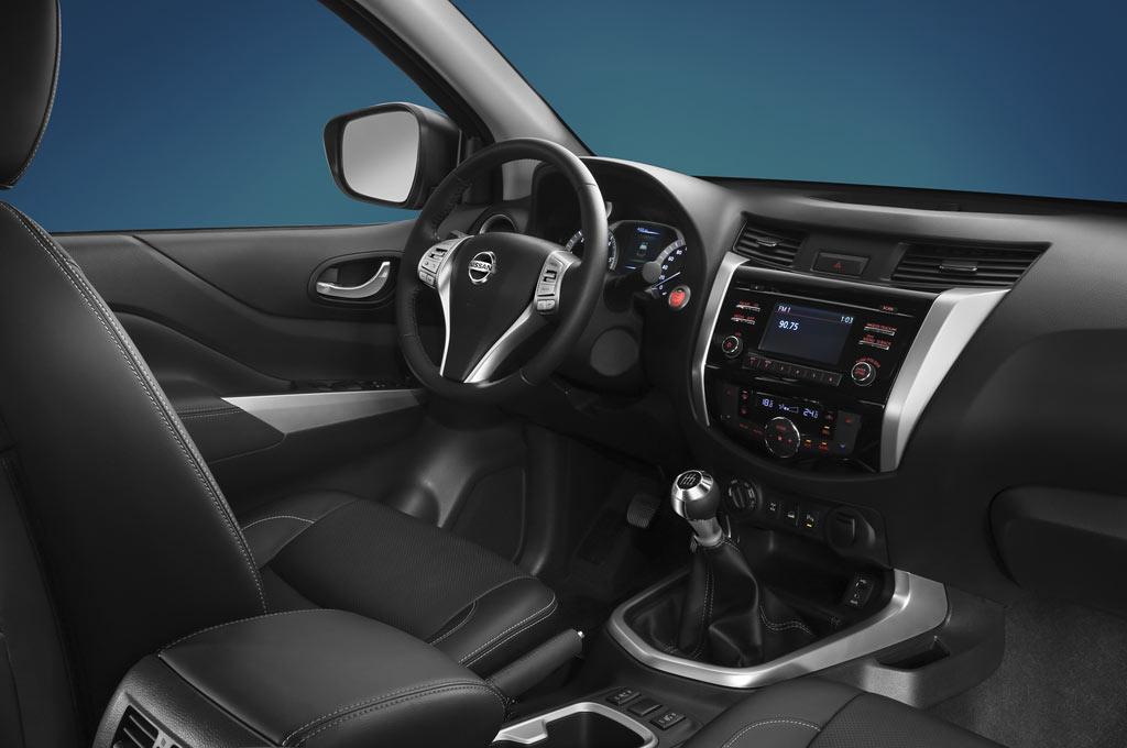 Argentina: Nissan lanzó la Nueva Frontier con precios ...