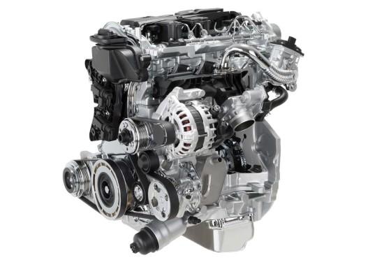 El diesel YS23 de la Nueva Nissan Frontier